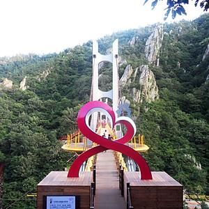 석문공원 구름다리 게이트 조형물 제작 설치 구매
