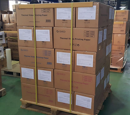 We can arrange full or partial wooden boxing, vapor wrap, shock sensors, markings etc.  Finally, check the contract with your buyer. If you agreed on full wooden crates, you must supply those even if you might otherwise think a cardboard box is OK.    One area that is sometimes overlooked is protection of cargo on the way from factory to the packer. Damage can occur before the goods can be protected well.    While the goods are at packer waiting for packing, are they in inside or outside storage?  If goods need air ride trucks or are sensitive to shocks, did you prohibit rail transport?  If you arranged crating for heavy breakbulk items, did you leave access panels so that a port crane can hook up their chains?  
