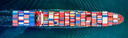 Ocean freight is the most economical way to move goods around the world.  With the advent of containers 50 years ago, shipping costs have been slashed by a factor of 100. Containers come in two basic sizes: 20 feet and 40 feet. However there are many variations on these such as: Standard containers