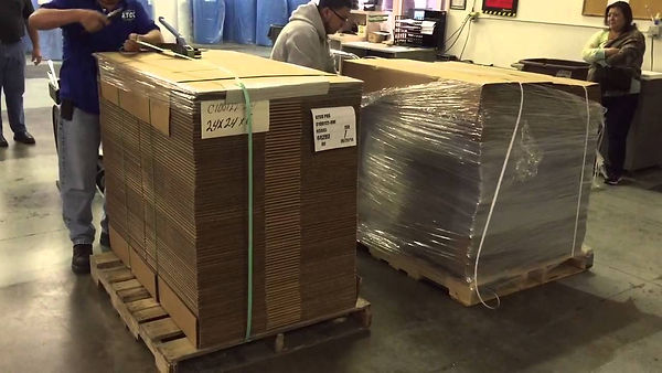 Every shipment must be properly packaged for transit. For some goods, a cardboard box is OK if shipping by air. Large ocean shipments may require heavy duty wooden pallets that can cost hundreds of dollars. We arrange various types of packaging for clients around the world and it is important to consider the following in choosing the type of packaging:  Air vs. Ocean  If ocean, is it LCL or FCL   Length of transit  How many transit points & reloading times  Weight and size of cargo  Type of the goods  Protection from moisture needed? ​  ​
