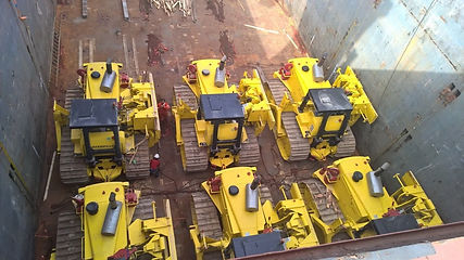 ​  Trunkuse recently arranged a part charter vessel from Mumbai Port to Jebel Ali, Dubai, in order to achieve a 4 day port/port transit time that was not otherwise available. The total volume of the breakbulk cargo was only around 400 cubic meters, but it had a very tight deadline. By suggesting this charter solution, Trunkuse saved the client 50% of the freight cost compared to airfreight.  ​  Contact Trunkuse to see if a charter could be a good fit for your next project shipment.  ​