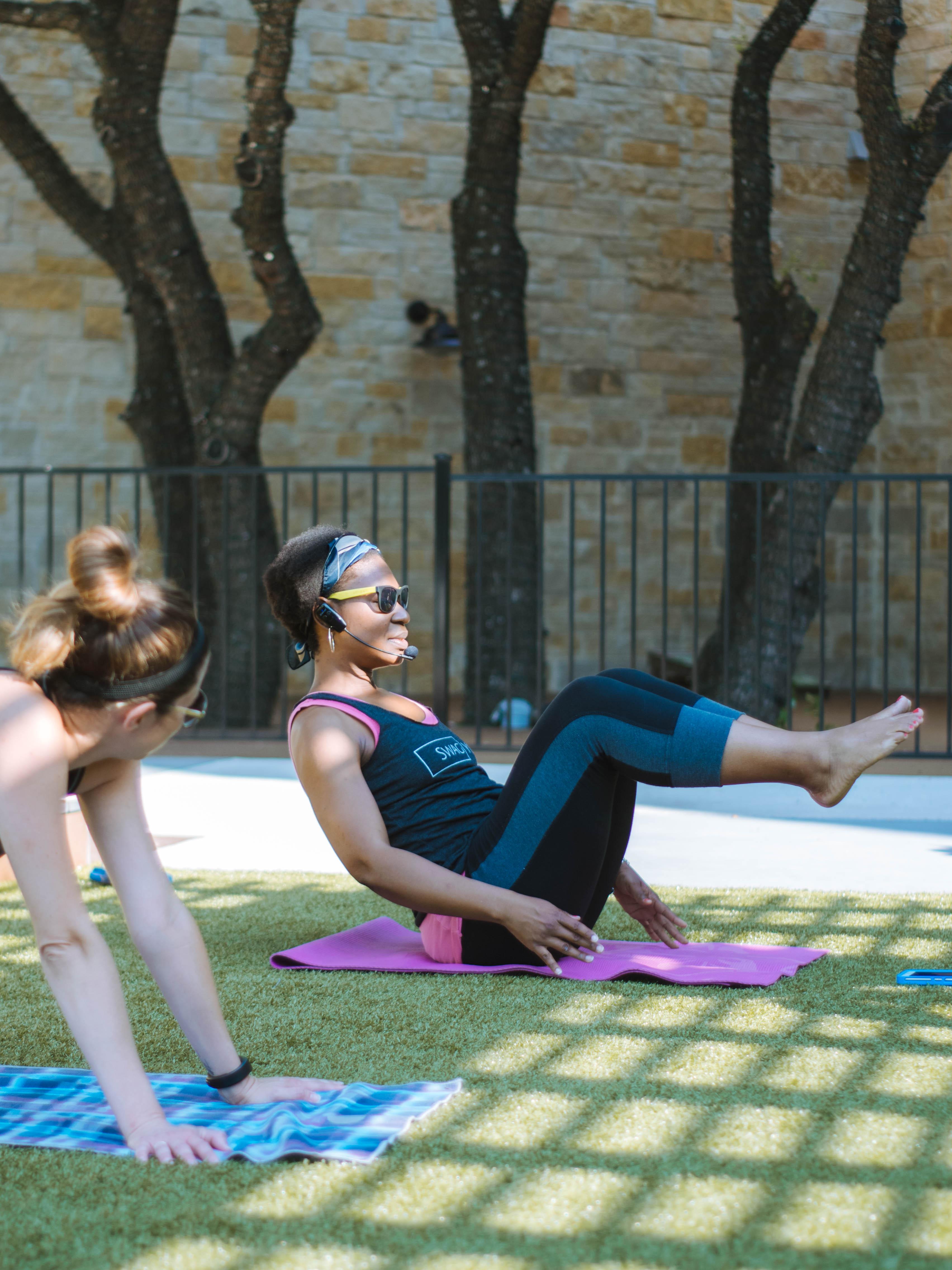 Swag Yoga