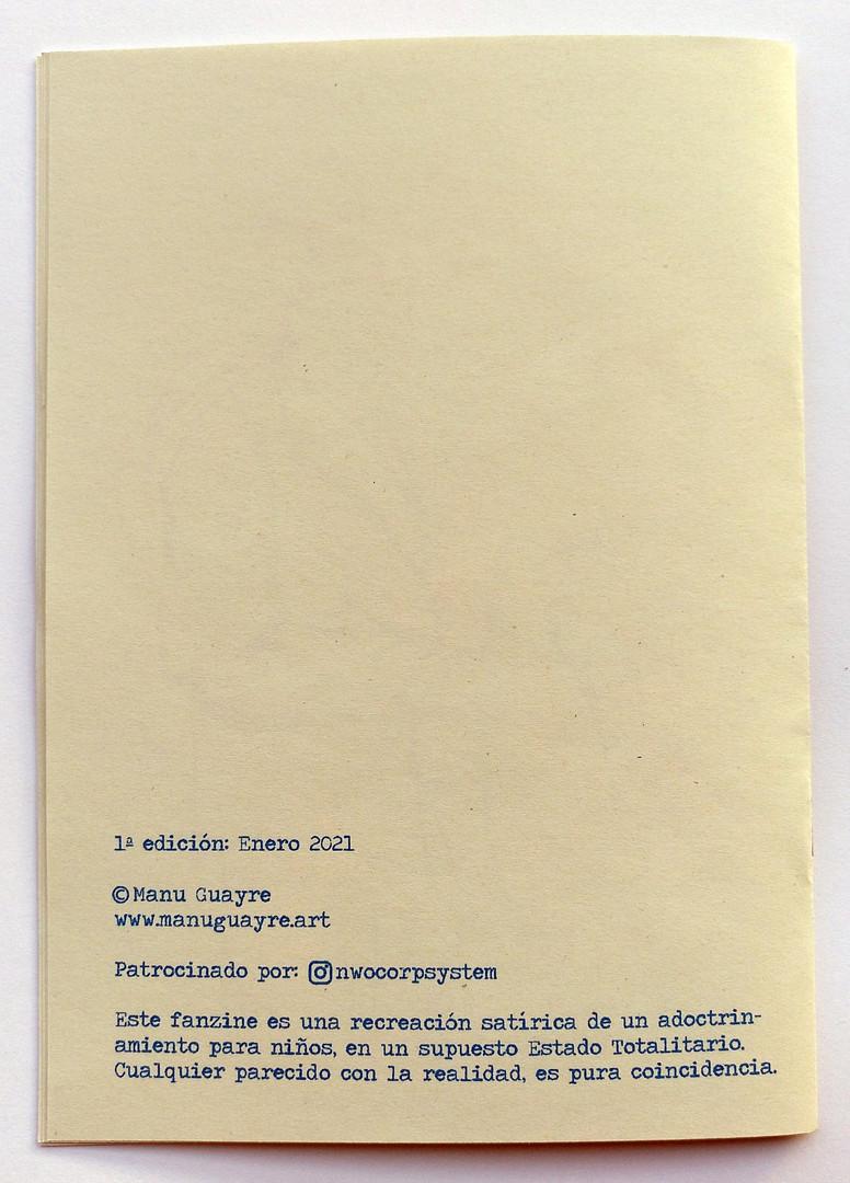 Contraportada 1ª edición