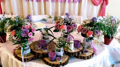 Stół Młodej Pary