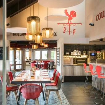 Restaurant le Courtepaille