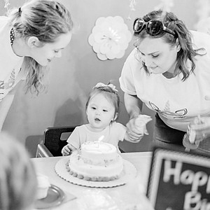 L's 1st Birthday