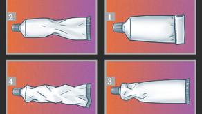 طريقة ضغطك على معجون الأسنان تكشف هذه الصفات في شخصيتك