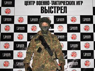 """Уже совсем скоро открытие центра военно-тактических игр """"ВЫСТРЕЛ""""!"""