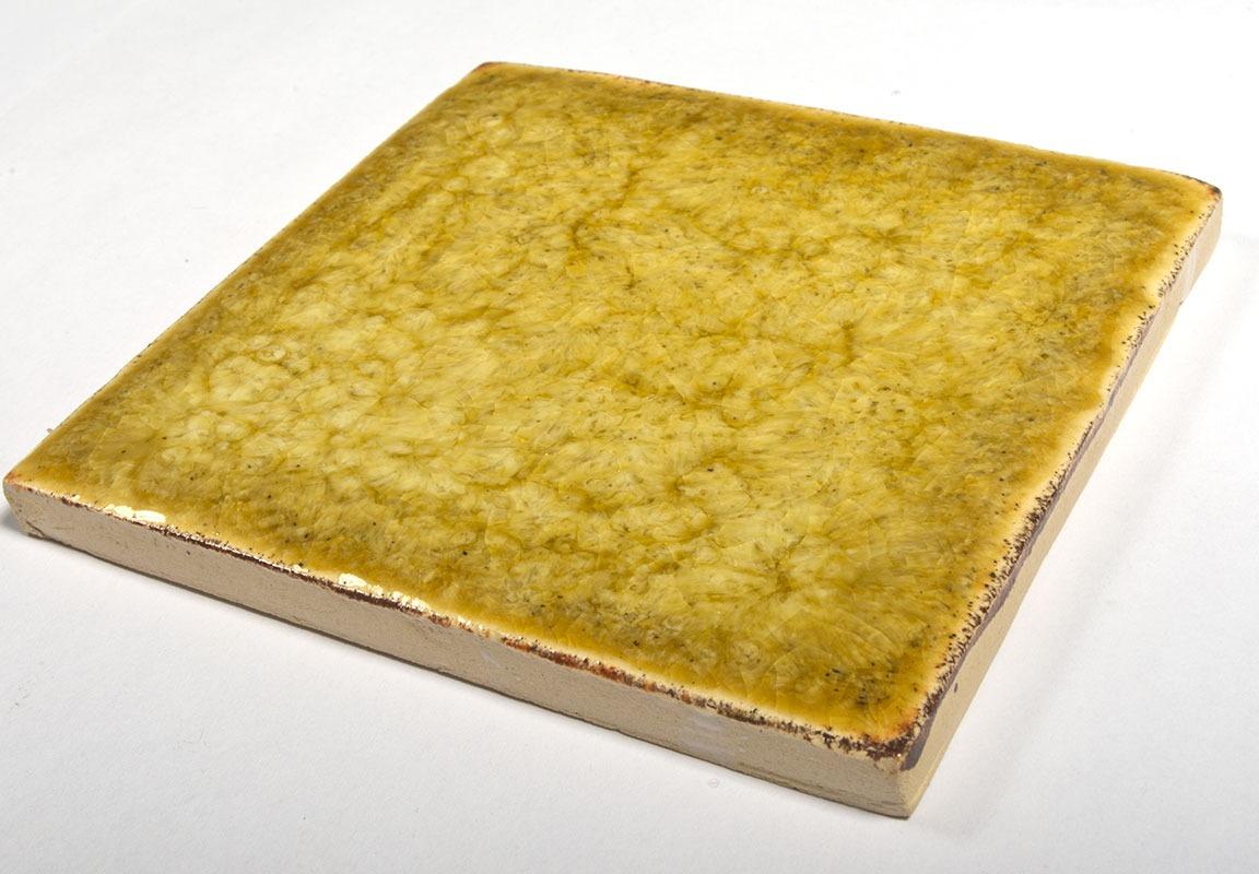 Amber handmade tiles