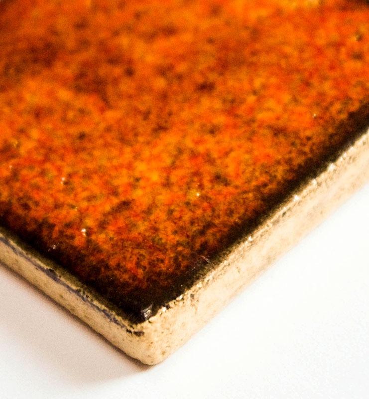 Bromo ceramic handmade tiles