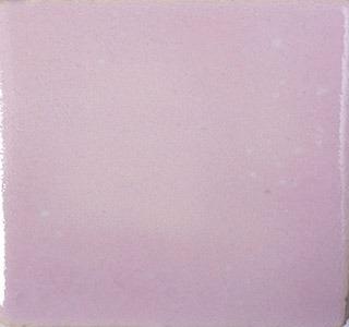 Powder Pink ceramic handmade tiles