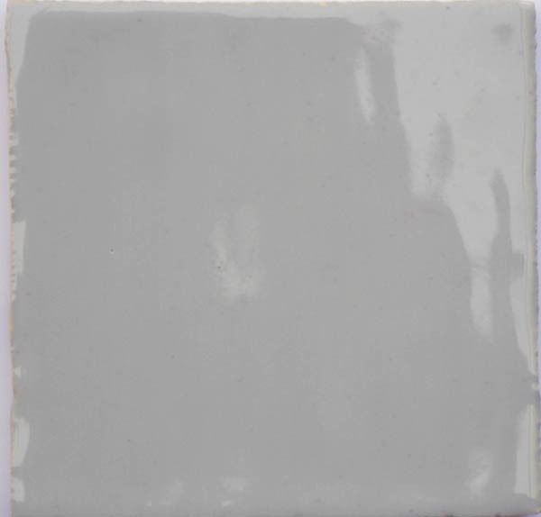 Gray Glossy I handmade ceramic tiles