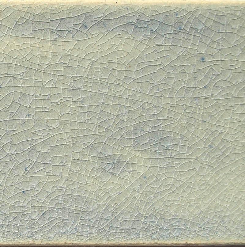 Blue Crackle I ceramic handmade tiles