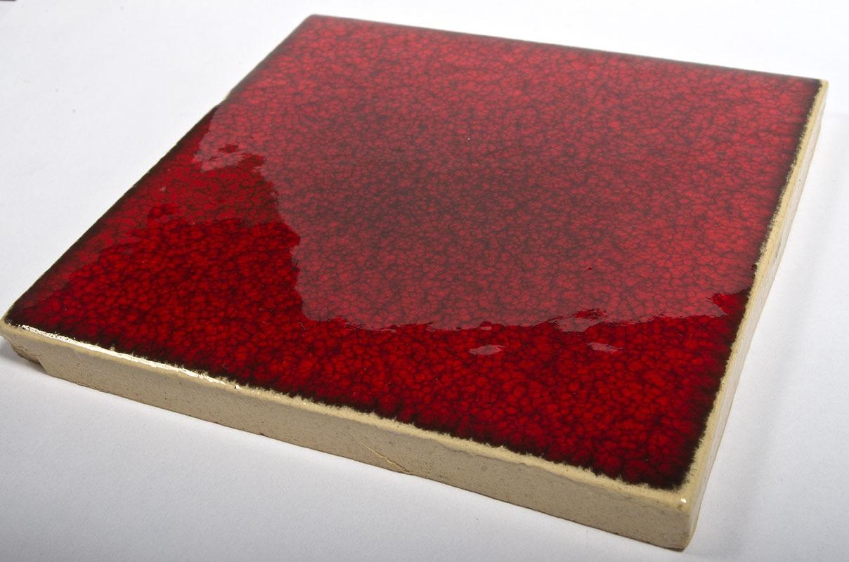 Dahlia handmade tiles
