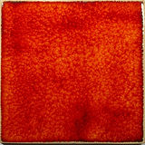 Flaming Orange ceramic handmade tiles