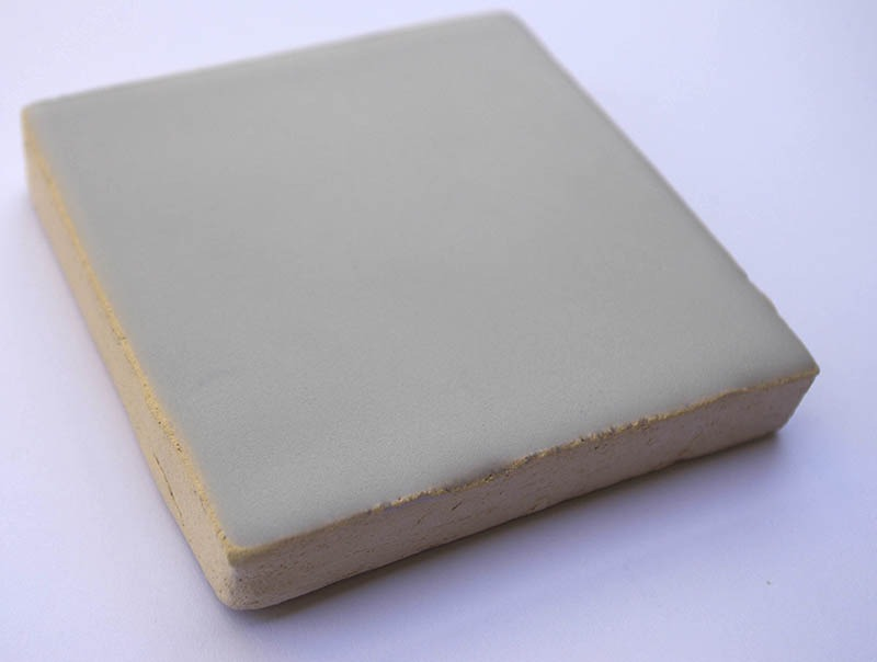 Gray Matte II handmade ceramic tiles