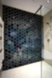 Venus Hexagon handmade tiles