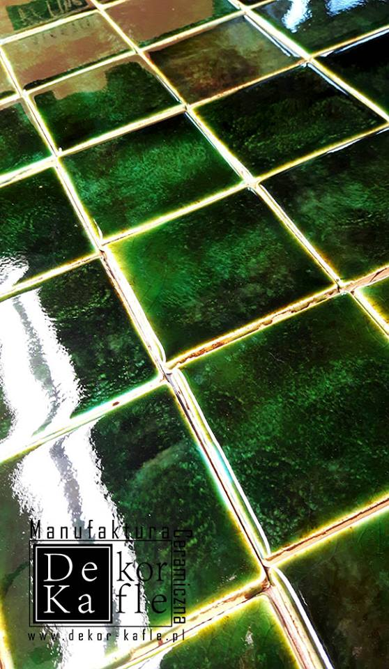 Square tiles 10x10cm