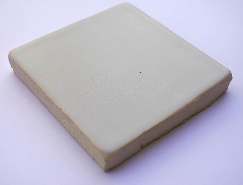 Gray Matte I handmade tiles