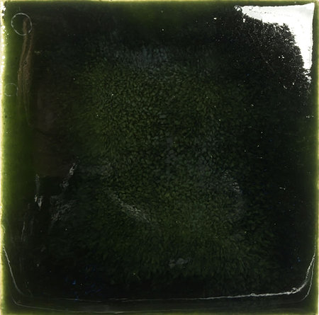 Dark Transpa Green By Deka Ceramic Tiles Handmade