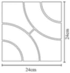 malbork mosaic ceramic tiles size | DeKa Ceramic Tiles