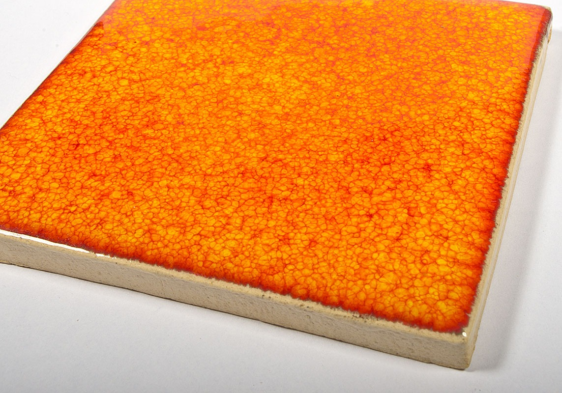 Marigold handmade tiles