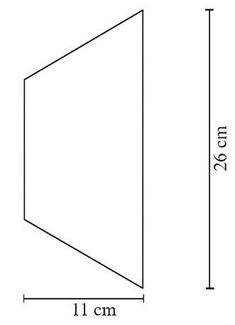 trapeze ceramic tiles size | DeKa Ceramic Tiles