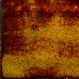 tawny amber ceramic handmade tiles