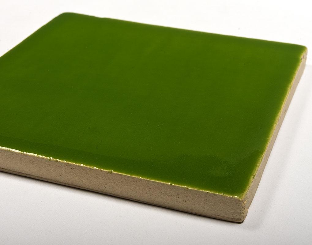Juicy Green handmade tiles