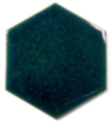 Kafle ceramiczne ręcznie robione - Heksany