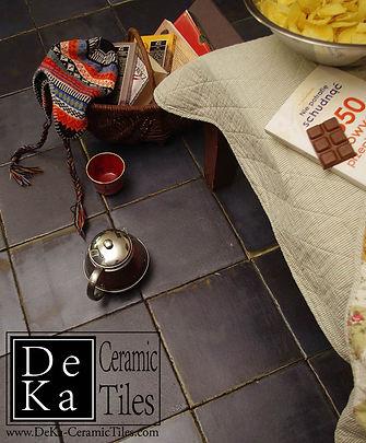 Baikal handmade ceramic tiles