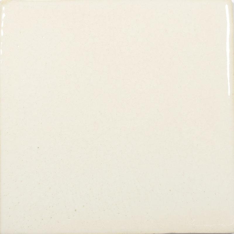 White Crackle handmade ceramic tiles