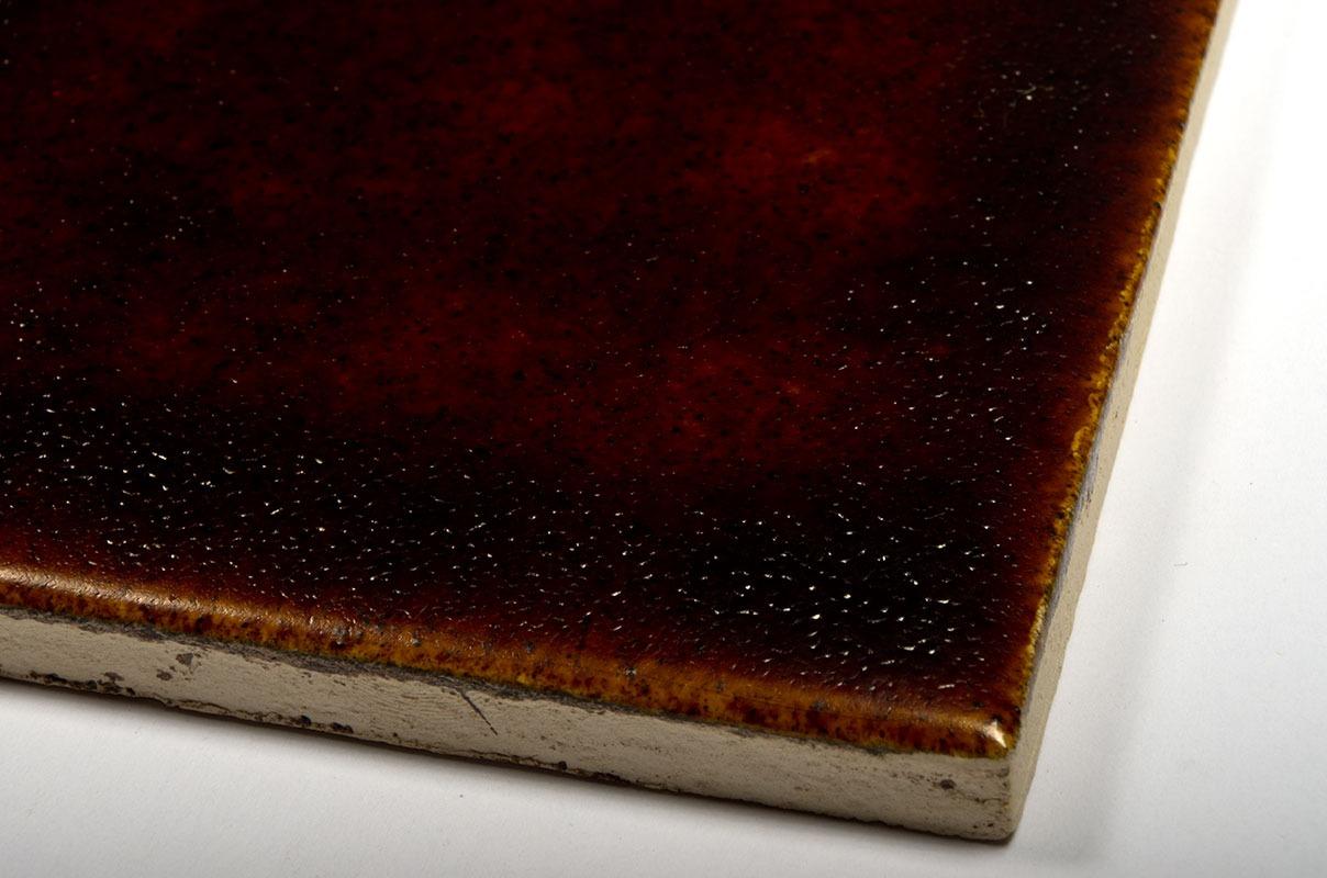 Brown Caramel handmade tiles