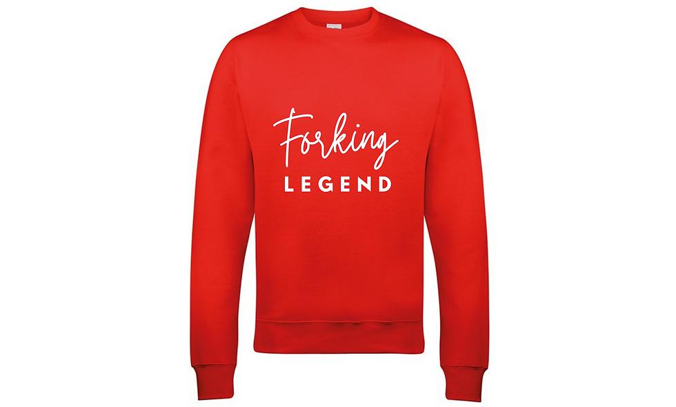 Forking Legend Sweatshirt