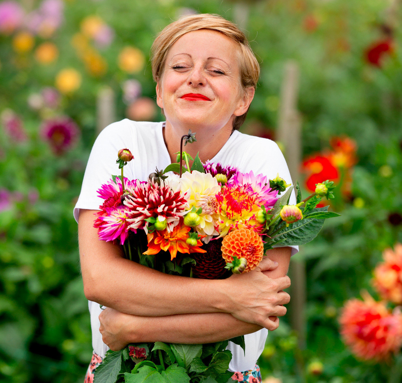 Pick Your Own Flower Experience
