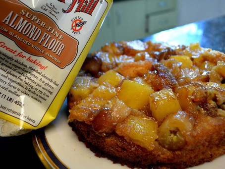 Banana/Pineapple Cake.