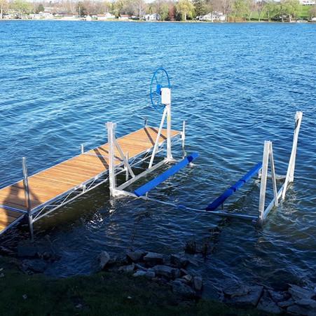 Shoreline dock and ShoreMaster Lift.jpg