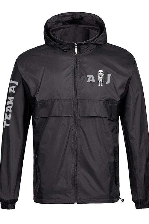 Team AJ Lightweight Unisex Rain Jacket