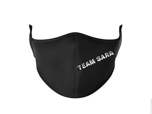 Handmade Team Sara Mask