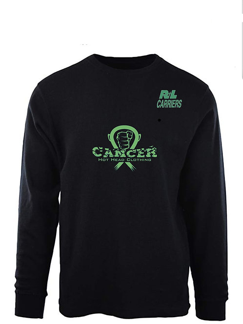 "Adult ""Team Ralph"" Long Sleeve Crew Neck"