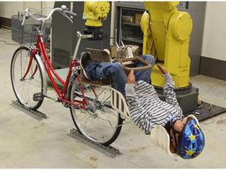安全第一自転車選び