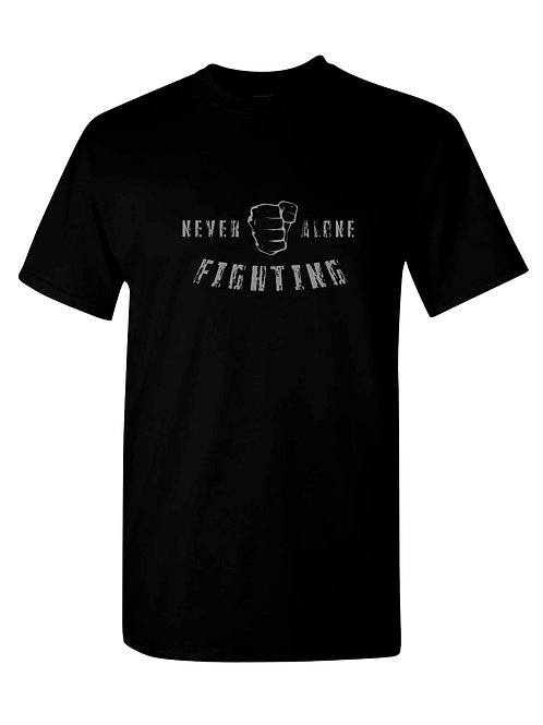 "Kids ""Never Fighting Alone"" Crew Neck"