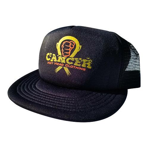 Cancer Trucker sponge/mesh