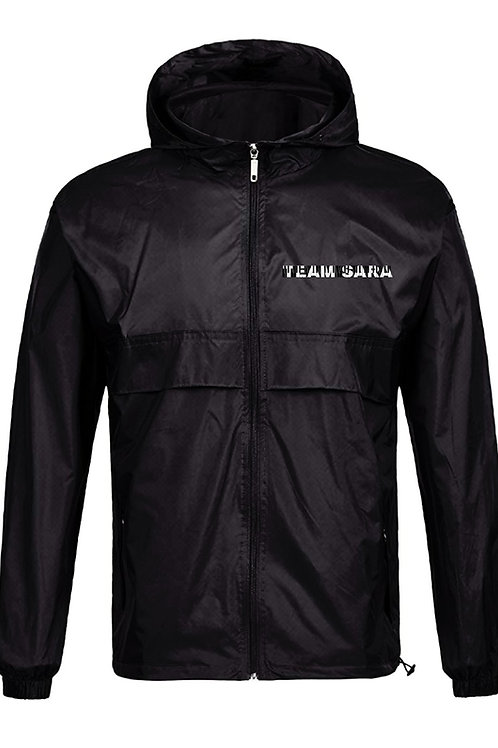 Team Sara Lightweight Unisex Rain Jacket