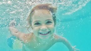 Barnehagesvømming våren 2021