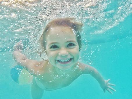 Påmelding til høstens svømmekurs