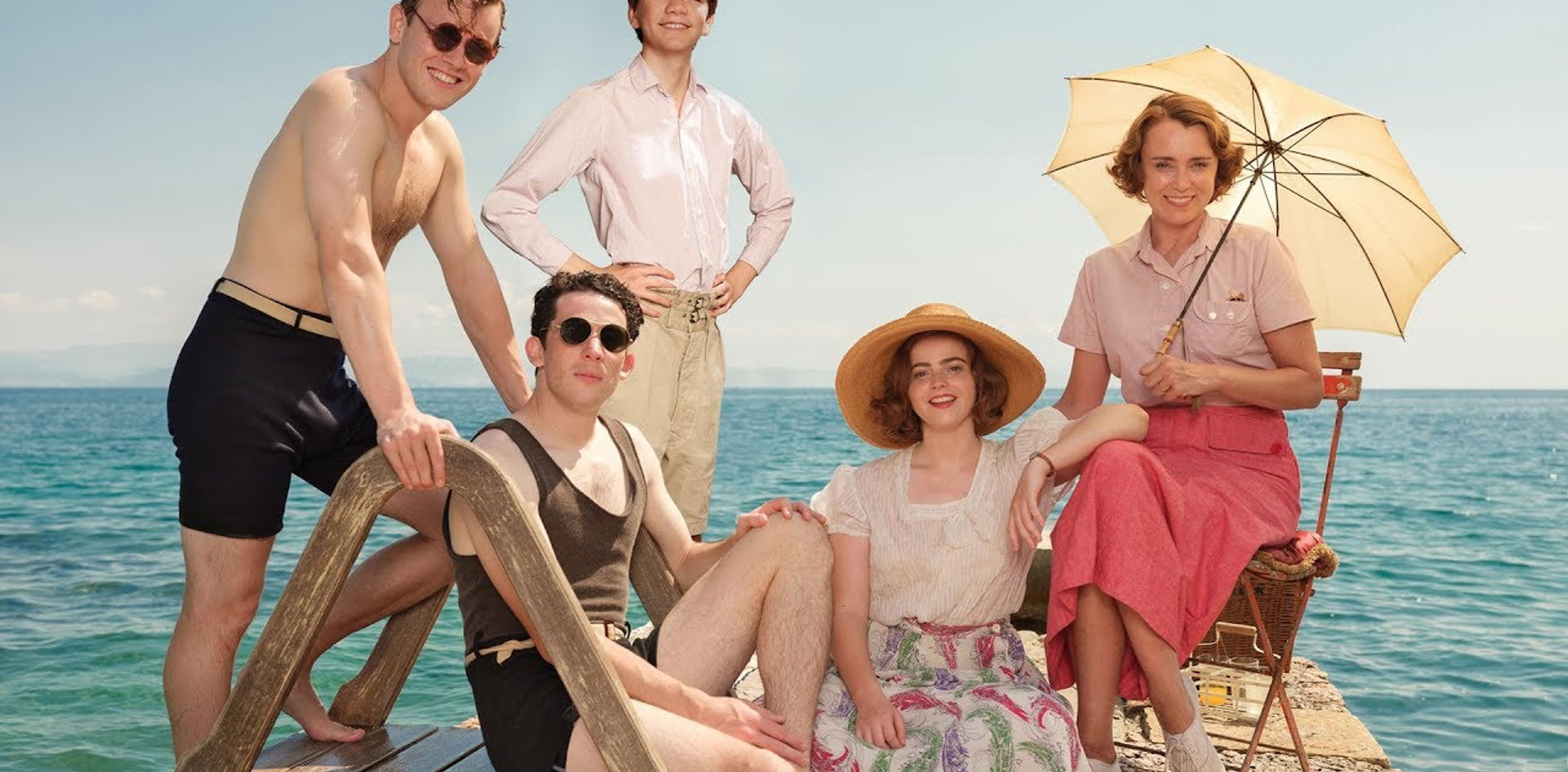 The Durrells of Corfu Teaser