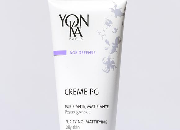 Crème PG - peaux grasses