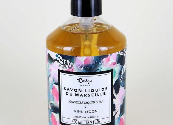Savon Liquide de Marseille Pink Moon