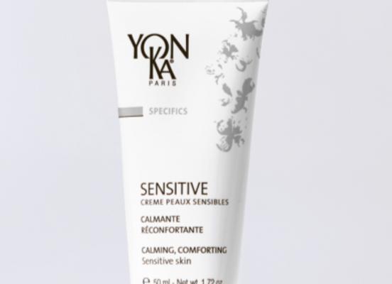 Sensitive Crème : Peaux Sensibles